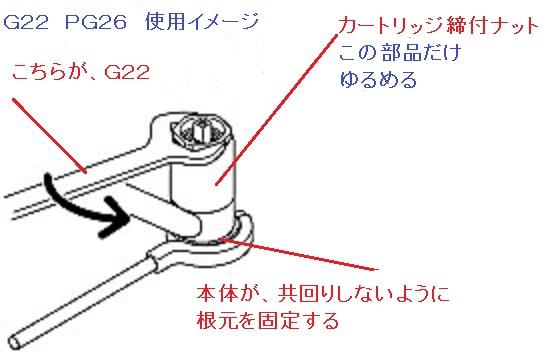 KVK G22 固定ナット取外し工具の使い方03.jpg